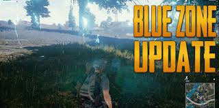 pubg console the blue zone in pubg has just become more lethal