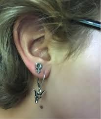 feminist earrings the to toe feminist look cus