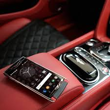 vertu bentley price vertu signature touch for bentley privé access