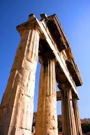 imagenes de antigua atenas templo de grecia antigua atenas imagen de archivo imagen de