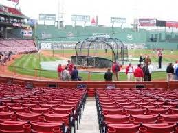 fenway park seating map 18 best fenway park seating chart images on fenway