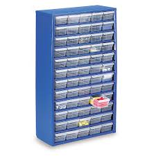 Parts Cabinets Blue Individual Tip Out Bins New Arrivel Makeup Cosmetics Box