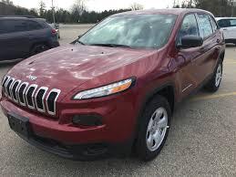 tan jeep cherokee new 2017 jeep cherokee 4wd 4dr sport 4 door sport utility in