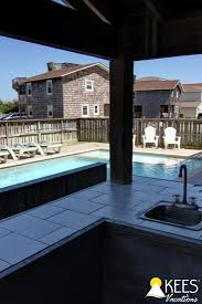 oceanfront house plans 22 best obx new vacation rentals images on pinterest vacation