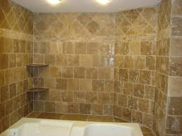 bathroom tile ideas for showers travertine tile in bathroom vibrant 20 cool ideas for shower walls