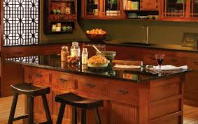 stylish kitchen island with breakfast bar and granite top tags