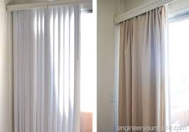 Vertical Blinds Room Divider Vertical Tension Rod Room Divider Home Design Ideas
