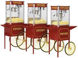 popcorn rental machine popcorn cart rental las vegas