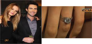 behati prinsloo wedding ring top 6 engagement rings of 2014 collection