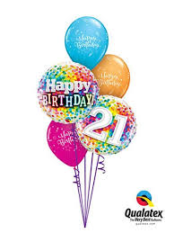 50 balloons delivered confetti milestone 18 21 30 40 50 60 gifts in the