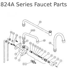 jado kitchen faucets parts faucet ideas