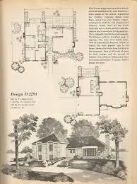 multi level home plans vintage house plans mid century homes multi level home plans
