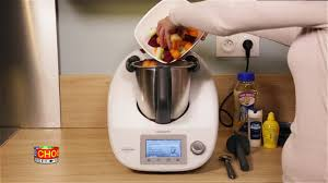 Darty Robot Menager by Thermomix Tm5 Prise En Main Youtube