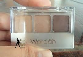 racun warna warni matte eyeshadow dari wardah