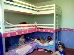 Plans For Building Log Bunk B by 237 Best Bunk Bed Obession Images On Pinterest Nursery Kura Bed