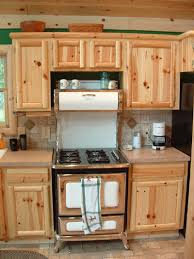 How To Select Kitchen Cabinets How To Select Knotty Pine Kitchen Cabinets Cabinets And Vanities