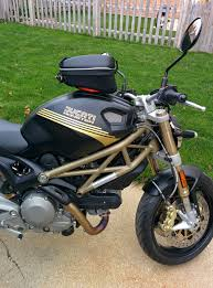 givi 3d603 vs 3d604 on a 696 many pics ducati monster forums