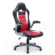 Ergonomic Gaming Desk by Office Racing Chair Bucket Seat High Back Ergonomic Gaming Within