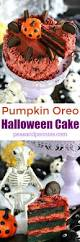 our mini family 23 homemade halloween desserts and treats and a