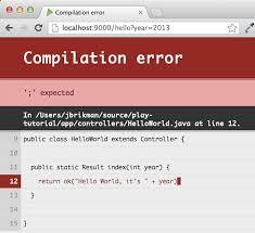 tutorial java play the play framework at linkedin linkedin engineering