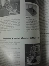 2 libros manuales de taller mercedes benz 321 322 1959 6 500