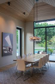 Track Lighting Dining Room by Dining Room Track Lighting Dining Room Contemporary With Wall