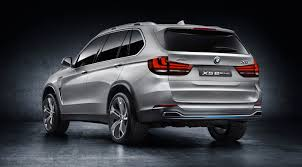 Bmw X5 Hybrid - bmw x5 edrive concept all wheel drive plug in hybrid revealed