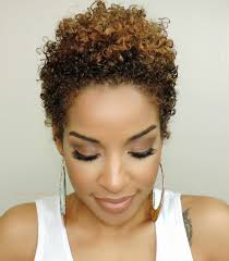 short curly dirty blonde haircut for black women haircuts for