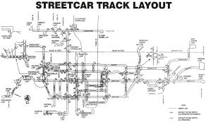 Nyc Subway Track Map by Ttc Track Diagrams Transit Toronto Content