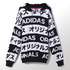 adidas originals makes a statement in any language black and