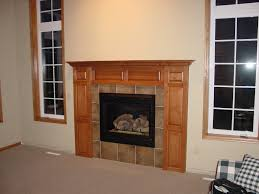interior traditional fireplace mantel kits decor for your family
