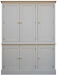 hand painted cupboards painted larder cupboards