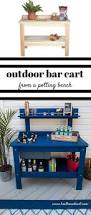 Patio Buffet Server by Best 25 Potting Bench Bar Ideas On Pinterest Patio Bar Beach