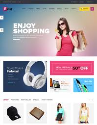 best free theme 19 of the best free premium opencart templates