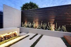 exterior wall design exterior amazing small garden ideas with concrete flooring small