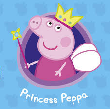 peppa pig fairy tale library amazon uk lauren