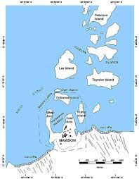 map of antarctic stations mawson maps ingrid on abc science