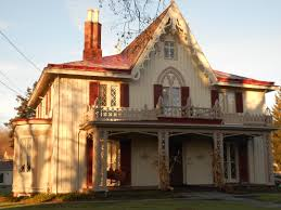 Gothic Revival Home Way Out West Streetsofsalem