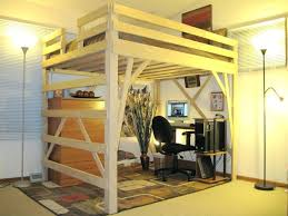 wooden loft bunk bed with desk bunk bed with desk under bedroom cream brown wooden loft bed with