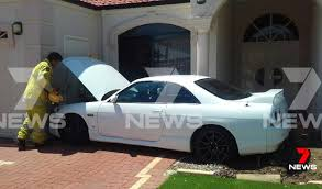 worst bugatti crashes teen buys nissan skyline r33 crashes it an hour later