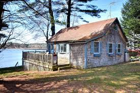 tiny house rentals in new england teensy waterfront homes for sale