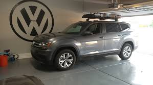 volkswagen atlas interior sunroof vwvortex com roof rack questions size manufacturer