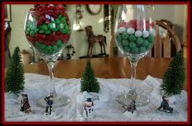wine glass decorations minnesota in the