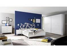 chambre adulte design blanc chambre adulte complète contemporaine coloris chêne blanc