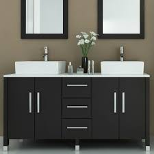 Best  Modern Bathroom Vanities Ideas On Pinterest Modern - Bathrooms with double sinks