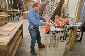 Cabinet Door Machine Cabinet Shop Near Pinconning Celebrating 50 Years Of Business With