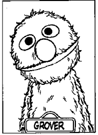 sesame street charactor coloring sheets sesame street coloring