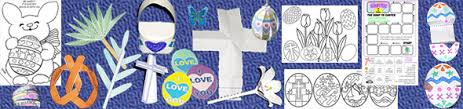 Easter Decorations Ks2 by Our Own Klds Sunday Crafts And Activities For Preschool