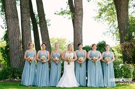 slate blue bridesmaid dresses trend alert slate blue bridesmaid dresses