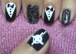real asian beauty k pop super junior spy nail art